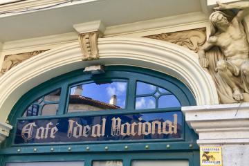 CAFÉ IDEAL NACIONAL