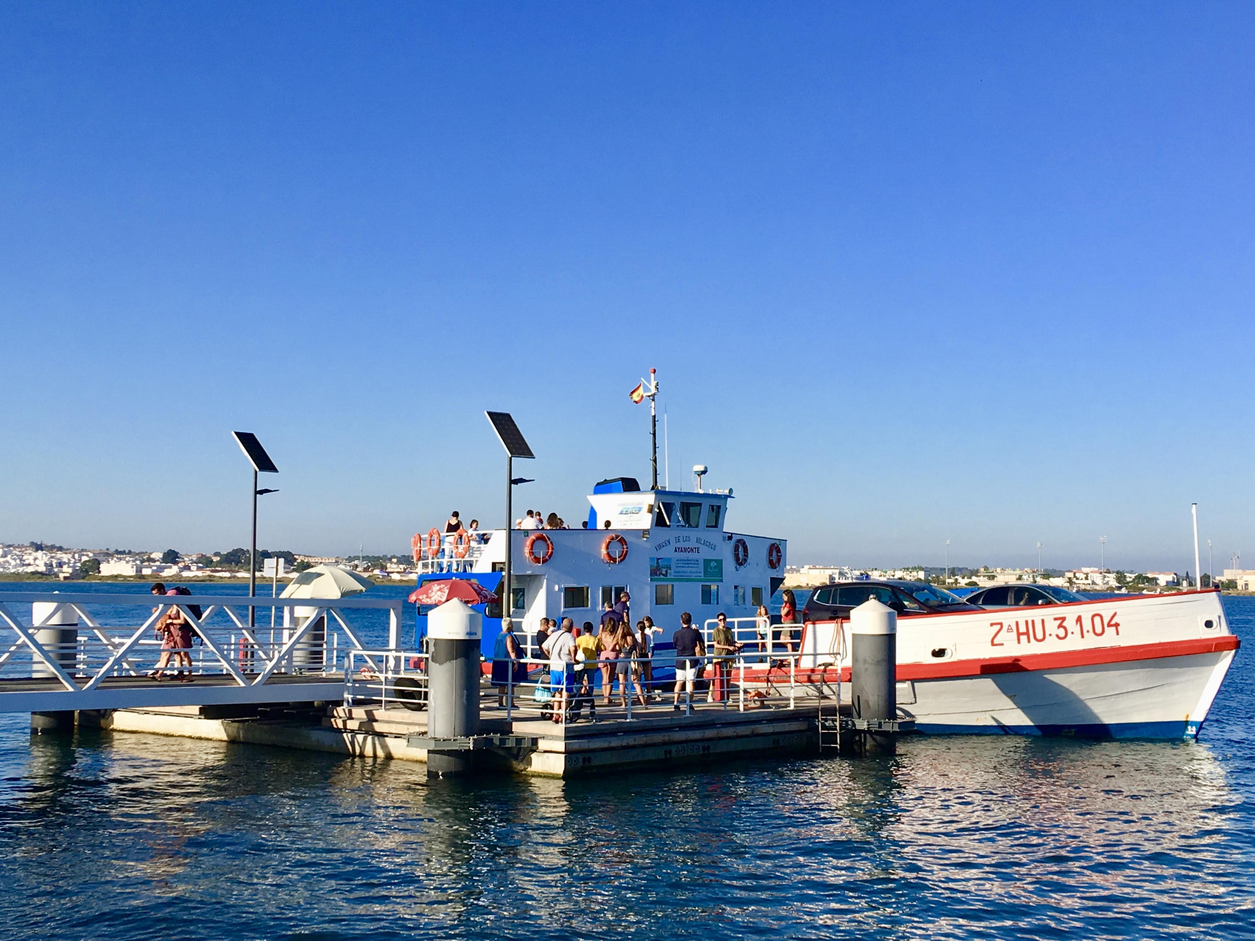 Transbordador de Ayamonte